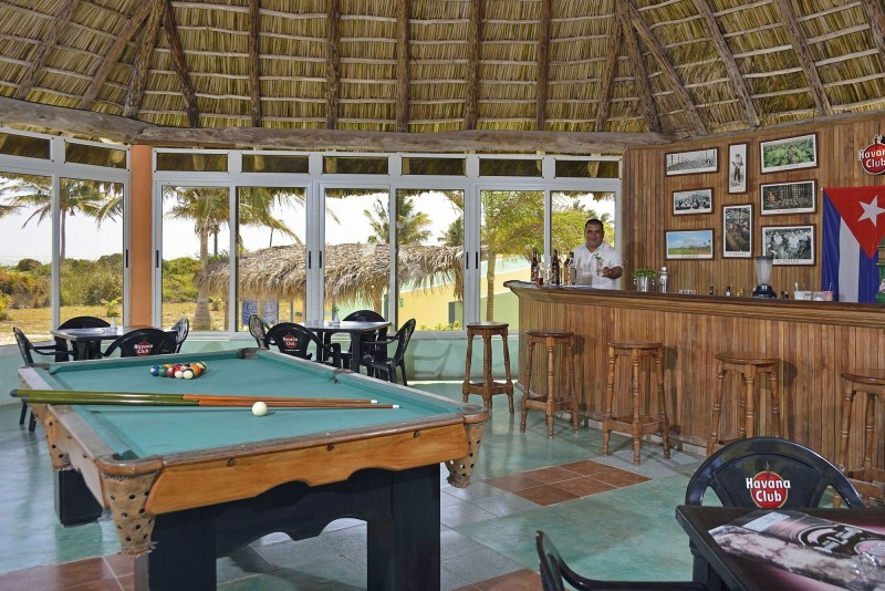 Melia Cayo Guillermo Hotel Sports Bar