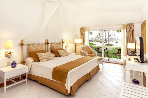 Melia Cayo Guillermo Premium Room Bedroom