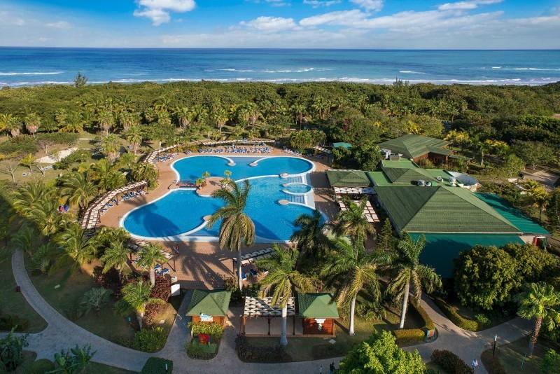 Blau Varadero Aerial View Of Resort