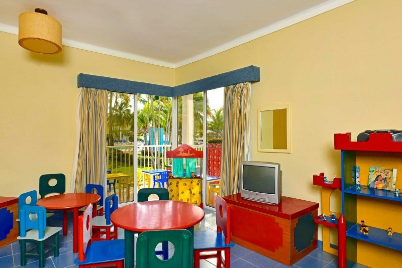 Iberostar Tainos Childrens Indoor Play Area