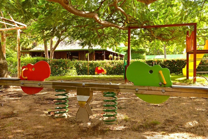 Iberostar Tainos Childrens Outdoor Play Area