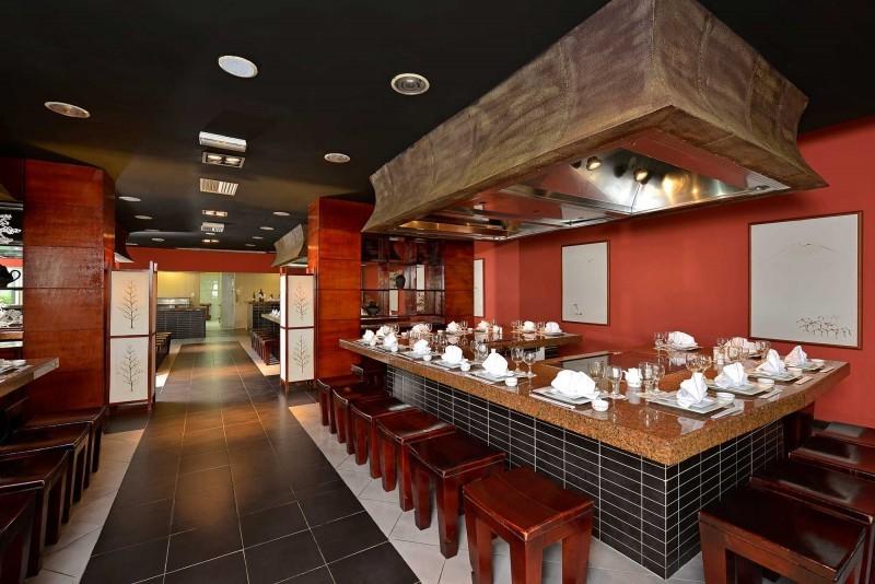 Iberostar Tainos Japanese Restaurant