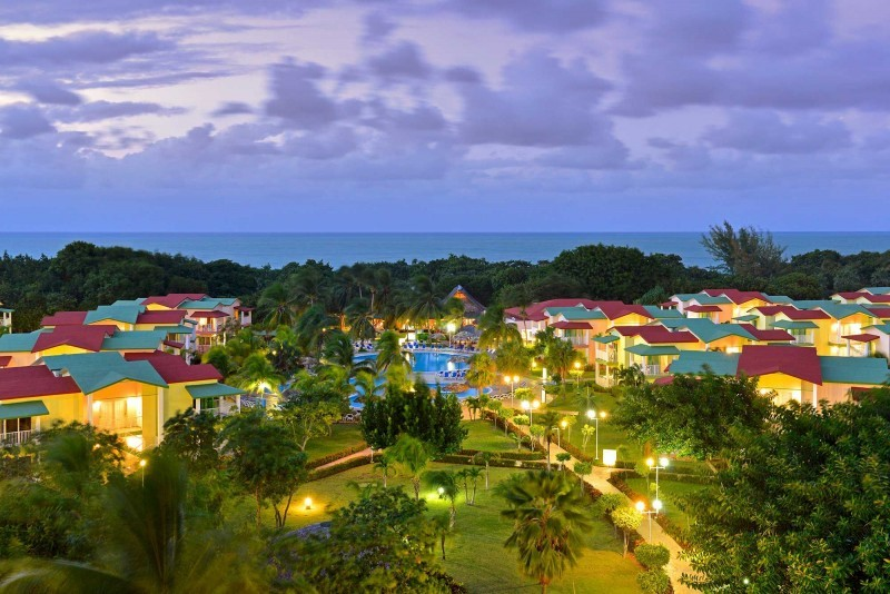 Iberostar Tainos Resort At Night