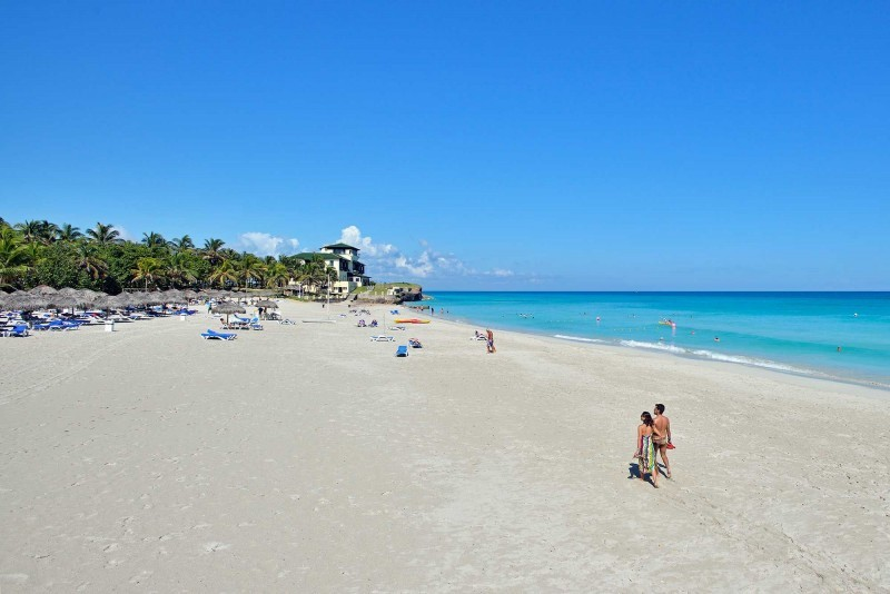 Melia Las Americas Beach