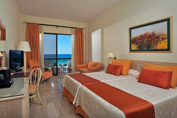 Melia Las Americas Classic Room Ocean View