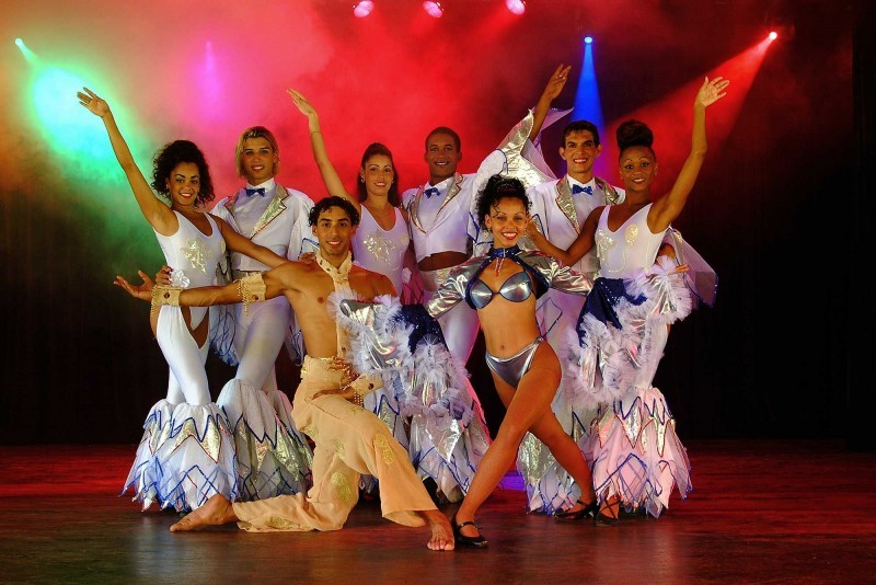 Melia Las Americas Evening Shows