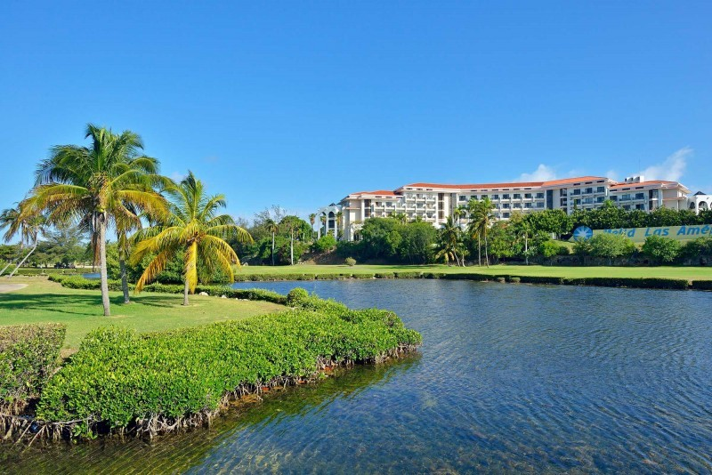 Melia Las Americas Golf Course