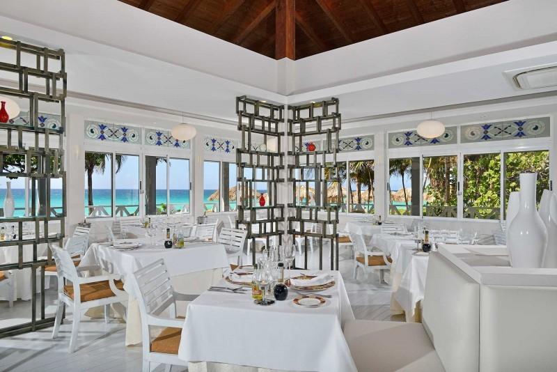 Melia Las Americas Mediterranean Restaurant