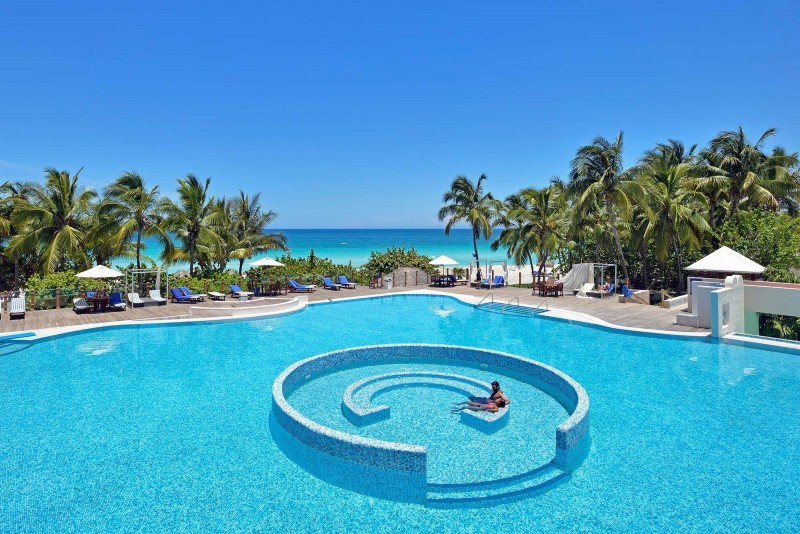 Melia Las Americas Swimming Pool