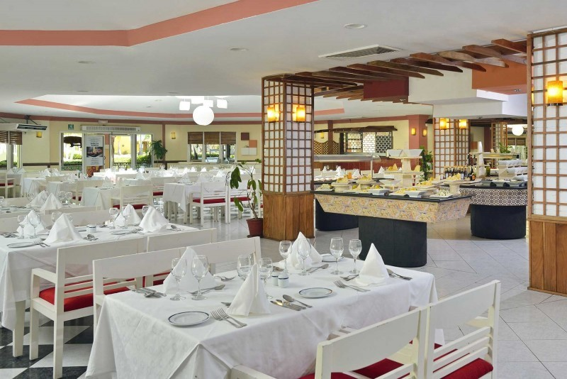Melia Las Antillas Buffet Restaurant