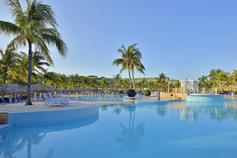 Melia Las Antillas Swimming Pool
