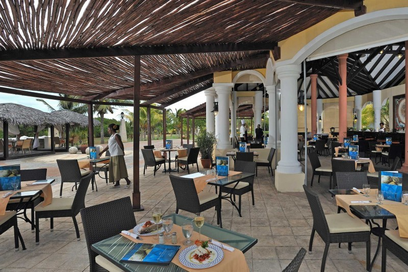 Paradisus Princesa del Mar Beach Grill Restaurant