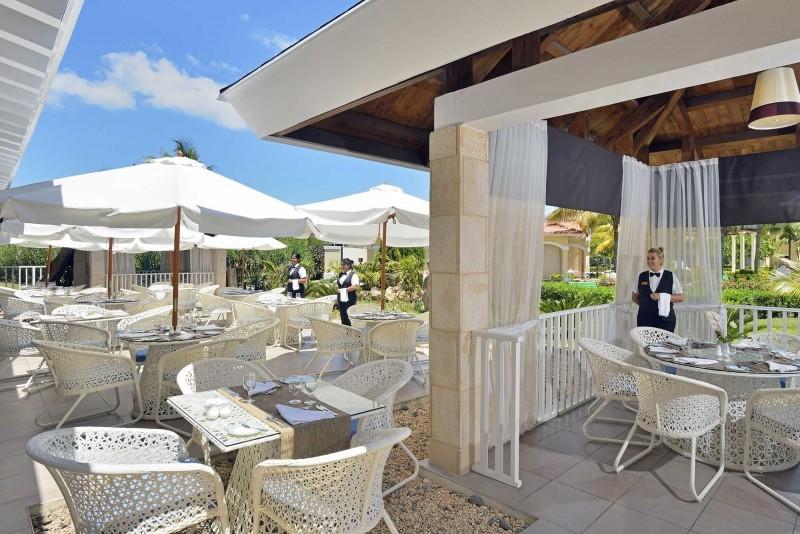 Paradisus Princesa del Mar Buffet Restaurant