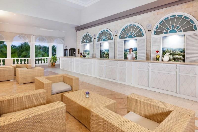 Paradisus Princesa del Mar Hotel Reception