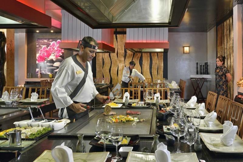 Paradisus Princesa del Mar Japanese Restaurant