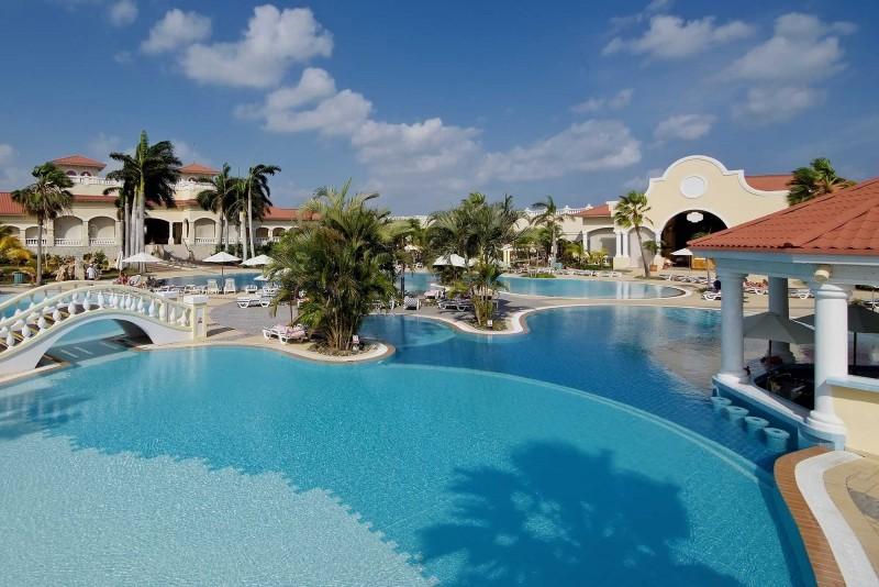 Paradisus Princesa del Mar Main Hotel Swimming Pool