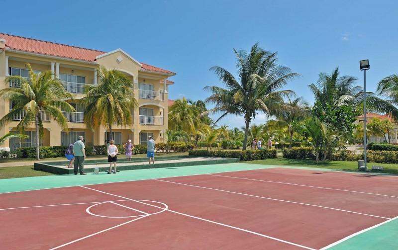 Paradisus Princesa del Mar Outdoor Sports Area