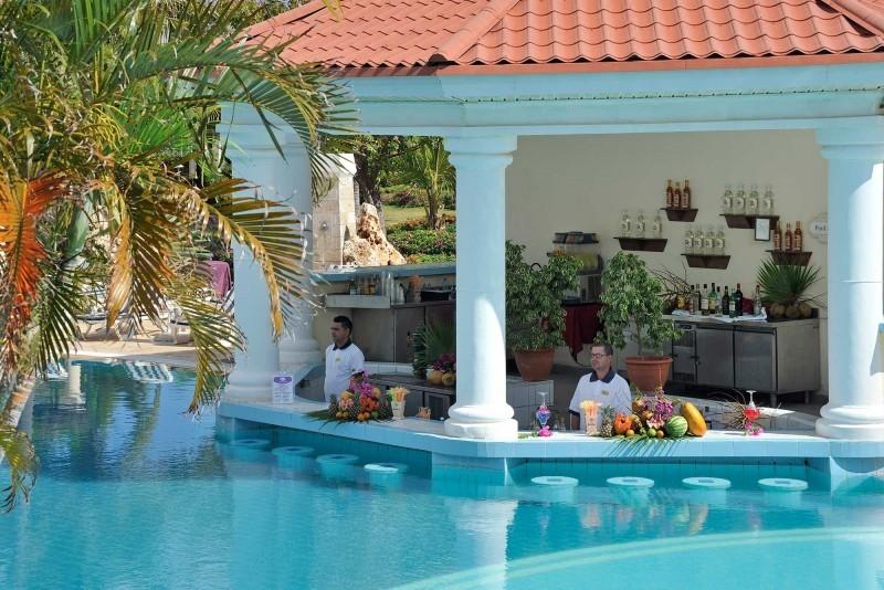Paradisus Princesa del Mar Pool Bar