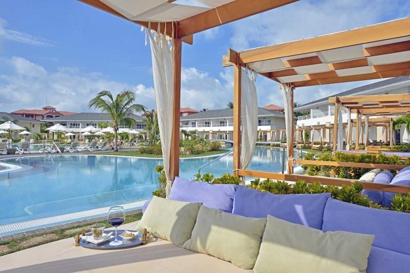 Paradisus Princesa del Mar Royal Service Swimming Pool Cabanas