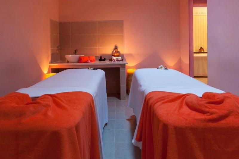 Paradisus Princesa del Mar Spa Massage Beds