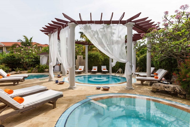 Paradisus Princesa del Mar Spa Pool
