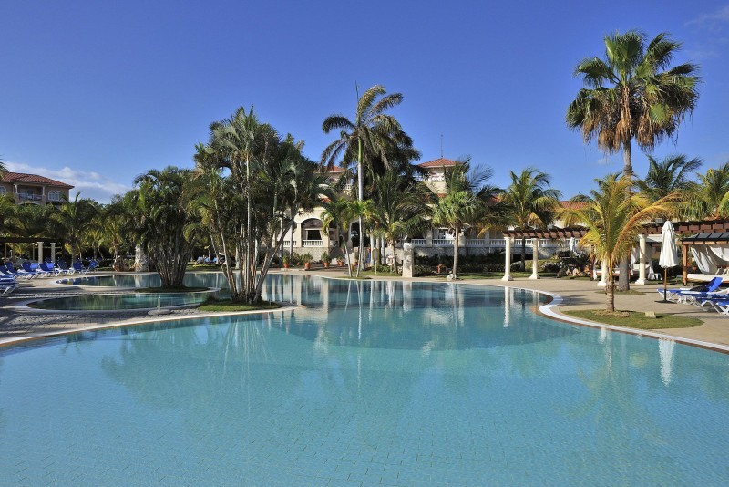 Princesa del Mar, Varadero pool view