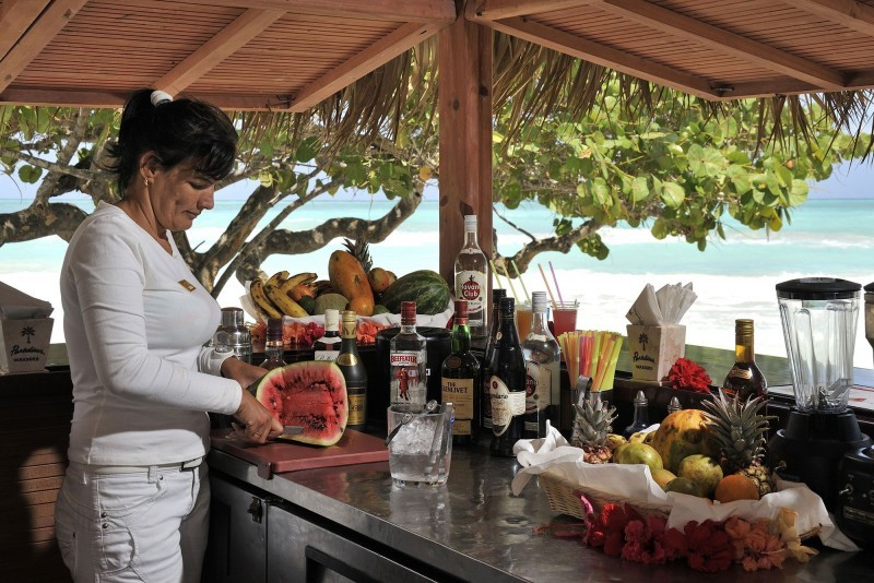 Paradisus Varadero Beach Bar