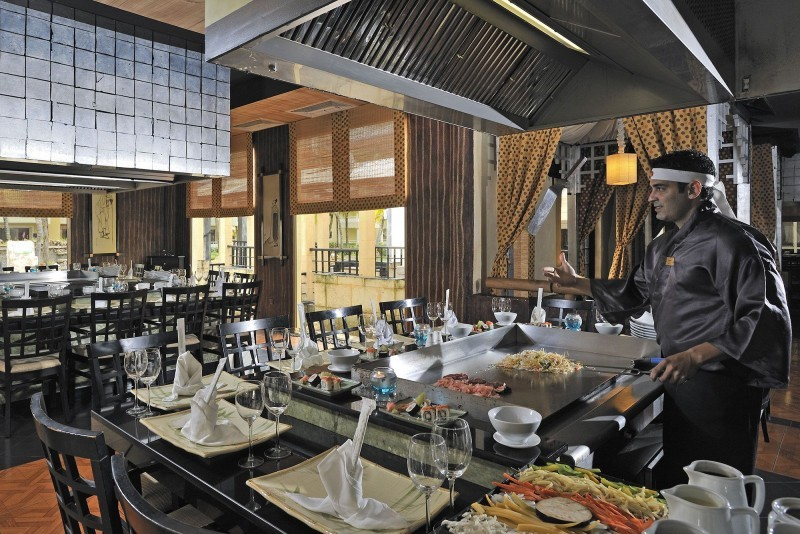 Paradisus Varadero Japanese Restaurant