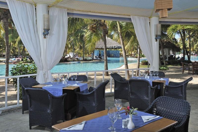 Paradisus Varadero Pool Restaurant