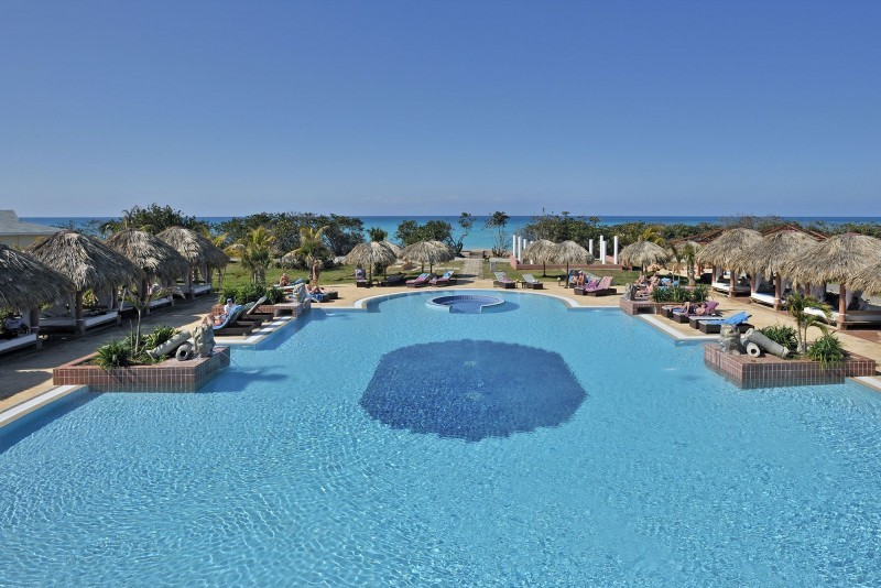 Paradisus Varadero Royal Service Swimming Pool