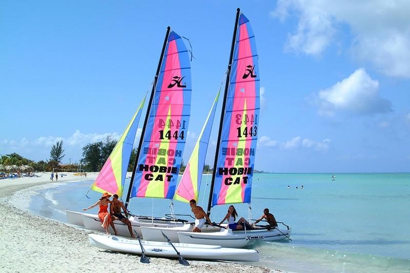 Paradisus Varadero Sailing