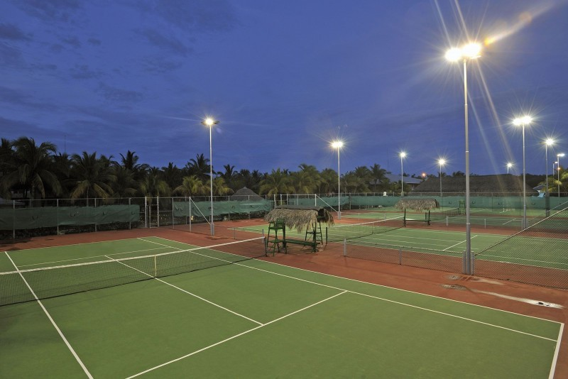 Paradisus Varadero Tennis Courts