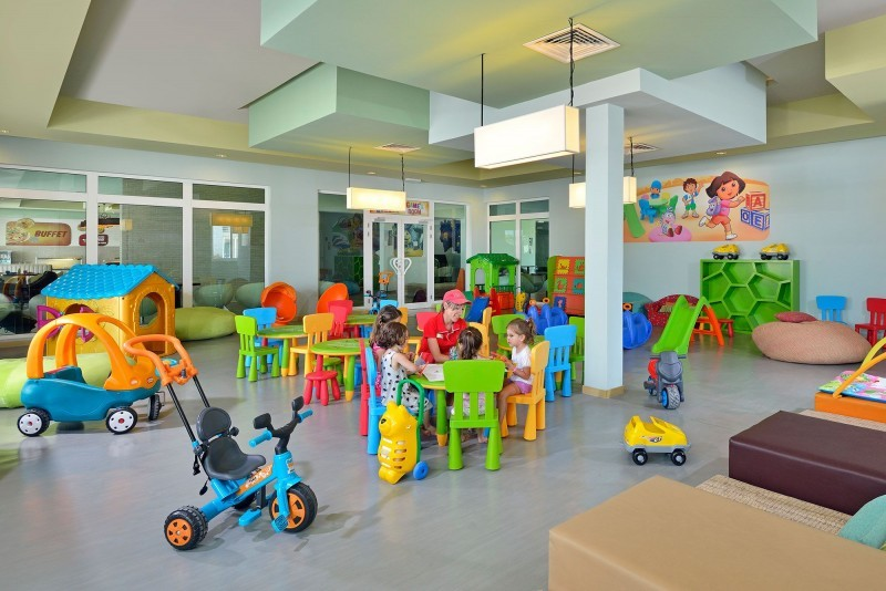 Paradisus Varadero The Reserve Childrens Indoor Play Area
