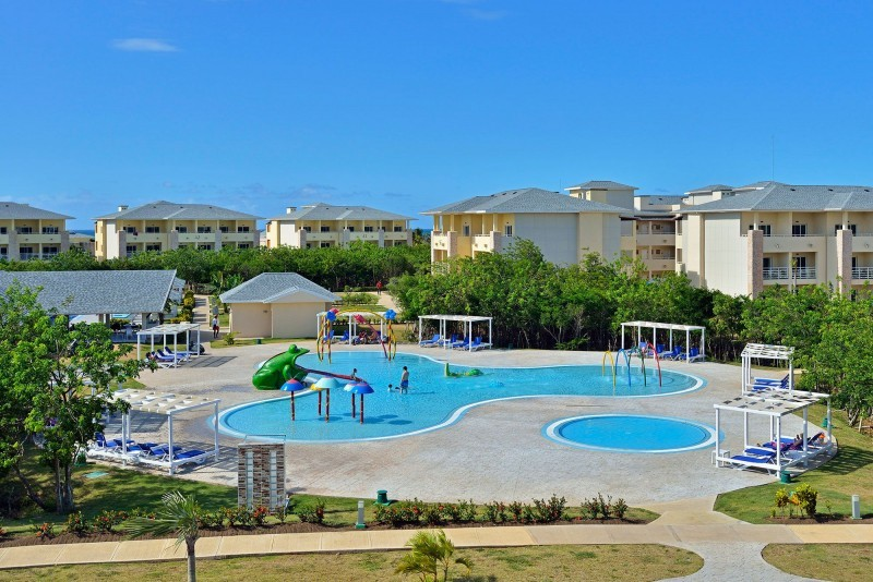 Paradisus Varadero The Reserve Childrens Swimming Pool