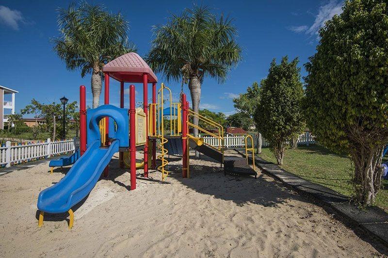 Playa Coco Childrens Play Area