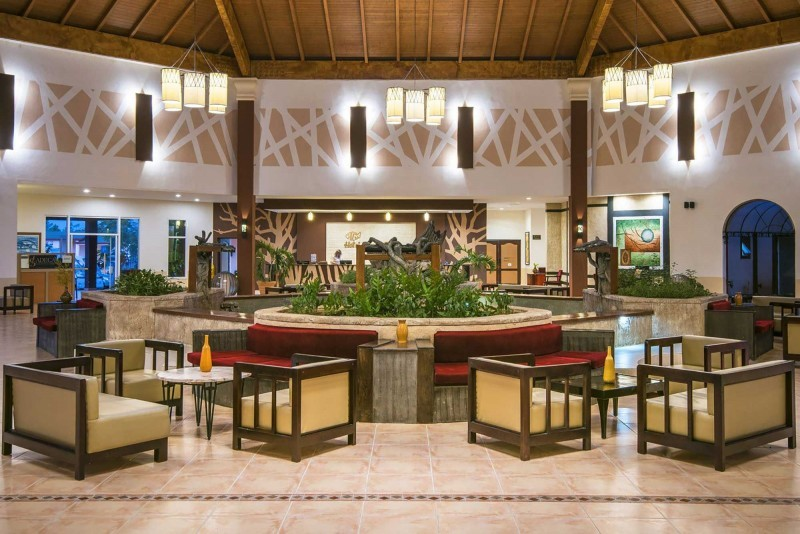 Playa Coco Hotel Lobby