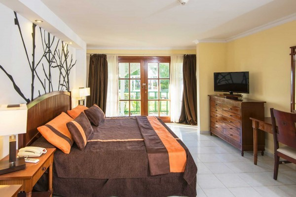 Playa Coco Hotel Suite Sea View Bedroom