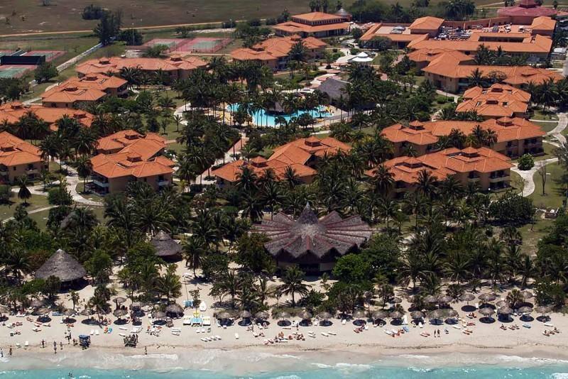 Roc Arenas Doradas Aerial View Of Restort
