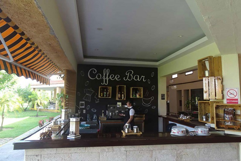 Roc Arenas Doradas Coffee Bar