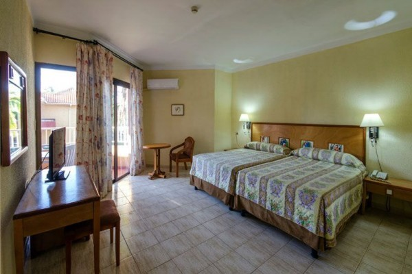 Roc Arenas Doradas Double Room