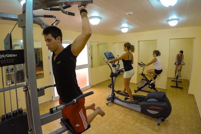 Roc Arenas Doradas Gymnasium