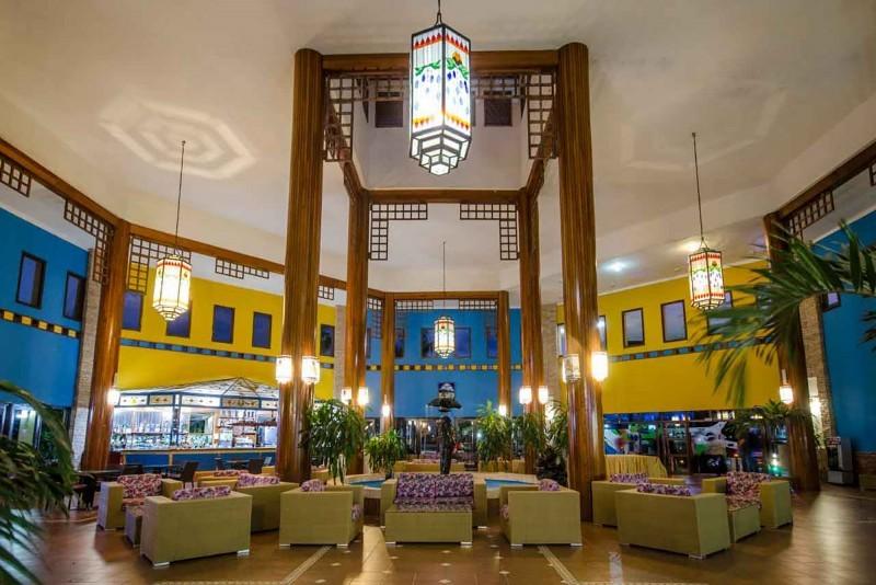 Roc Arenas Doradas Hotel Lobby