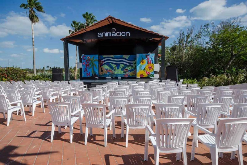 Roc Arenas Doradas Outdoor Theatre