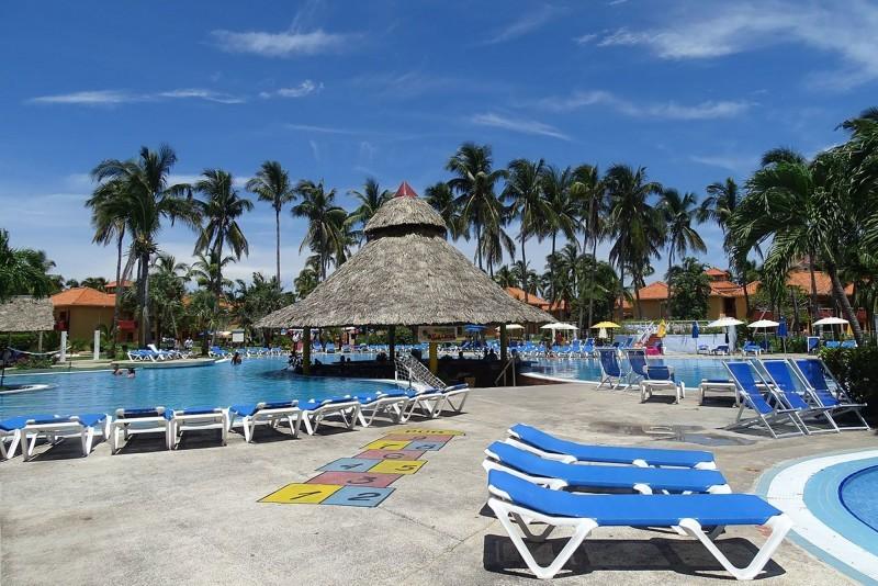 Roc Arenas Doradas, Varadero pool view
