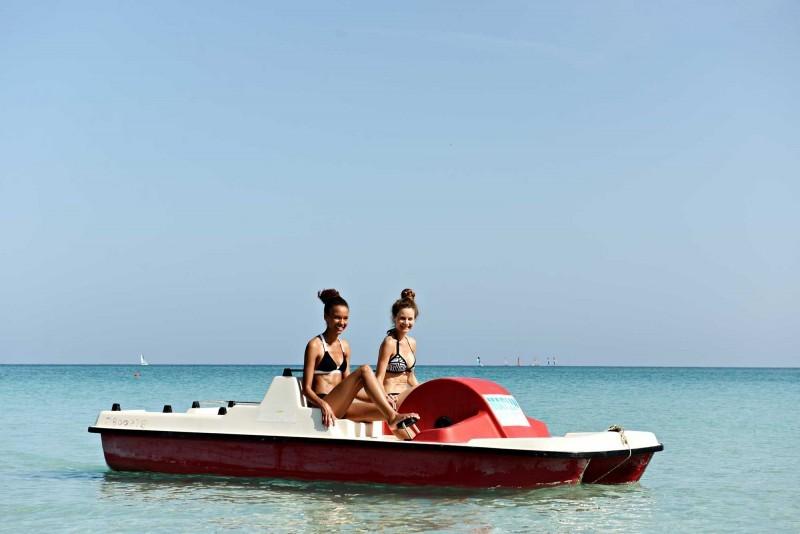 Royalton Hicacos Varadero Paddle Boat