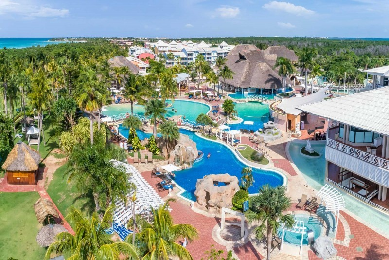 Royalton Hicacos Varadero Swimming Pools