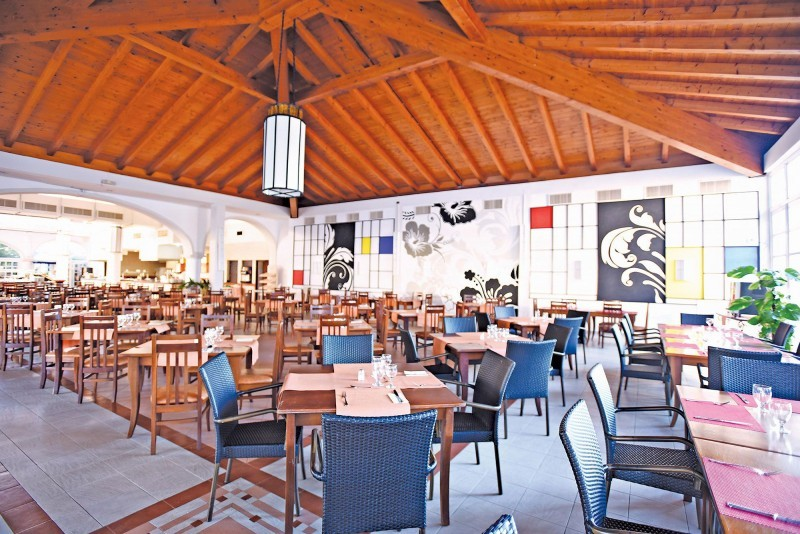 Starfish Cuatro Palmas Buffet Restaurant