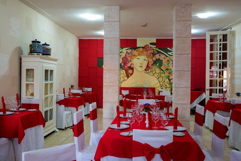 Starfish Cuatro Palmas Cuban Restaurant