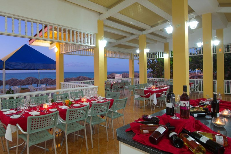 Starfish Cuatro Palmas Restaurant