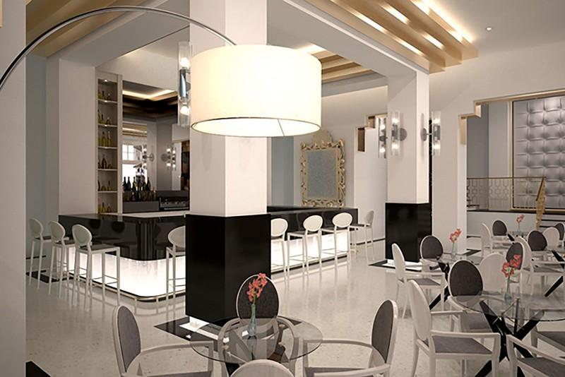 Melia San Carlos Hotel Cienfuegos Lobby Bar
